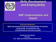 Skills Development and Employability - Internationalising Higher ...
