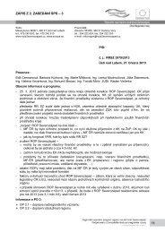 zápis z 2. zasedání sps – 3 - Regionální rada regionu soudržnosti ...