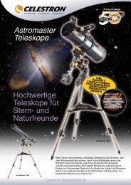 AstroMaster Teleskope - Celestron-Deutschland.de