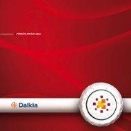 Výroční zpráva za rok 2006 ve formátu PDF - Dalkia Česká ...