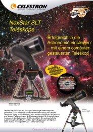 NexStar SLT Teleskope - Celestron-Deutschland.de