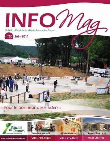 Info Mag n°20 - Baume-les-Dames