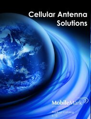 Cellular Antenna Solutions M - Mobile Mark