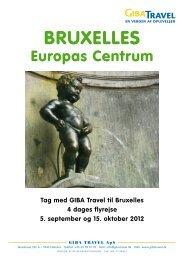 bruxelles - GIBA Travel
