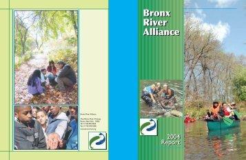 2004 Annual Report - Bronx River Alliance
