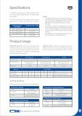 Aquaflow HDPE Pipe Catalogue - Incledon - Page 5