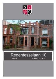 Regentesselaan 10 - Schonck, Schul & Compagnie