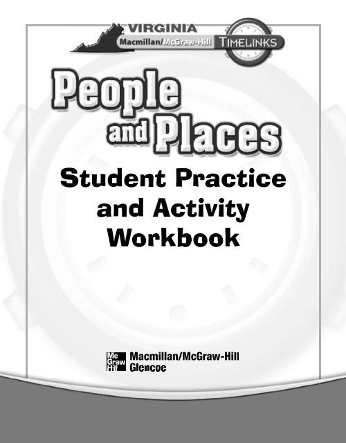 Student Practice And Activity Workbook Macmillan McGraw Hill