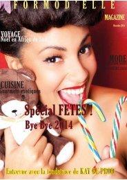 FORMODELLE Magazine Décembre 2014