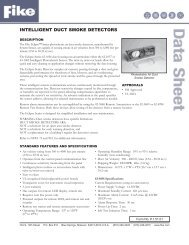 P.1.51.01 Intelligent Duct Smoke Detectors.indd - ORR Protection