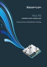HiLo 3G - Giga Concept