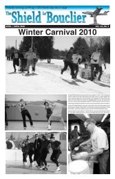 Winter Carnival 2010 - Canadian Forces Personnel Support Agency