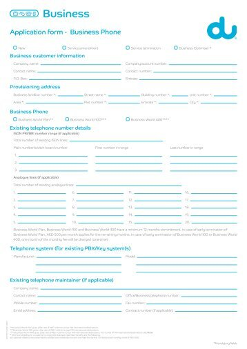Business Fixed Services - Application form - Du on application for employment, application meaning in science, application service provider, application clip art, application template, application to date my son, application trial, application for rental, application to be my boyfriend, application to rent california, application database diagram, application for scholarship sample, application insights, application error, application approved, application in spanish, application to join motorcycle club, application cartoon, application submitted, application to join a club,