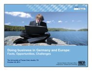 High-tech Location Bavaria: Facts and Figures - the Bavarian US ...