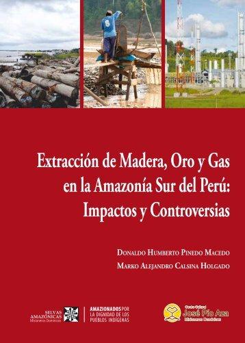 Informe completo sobre la explotación de recursos naturales