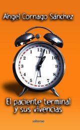 Elpacienteterminalys.. - Editorial Sal Terrae