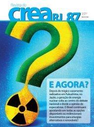 Energia nuclear divide opiniões - Crea-RJ