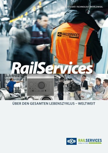 RailServices - Knorr-Bremse