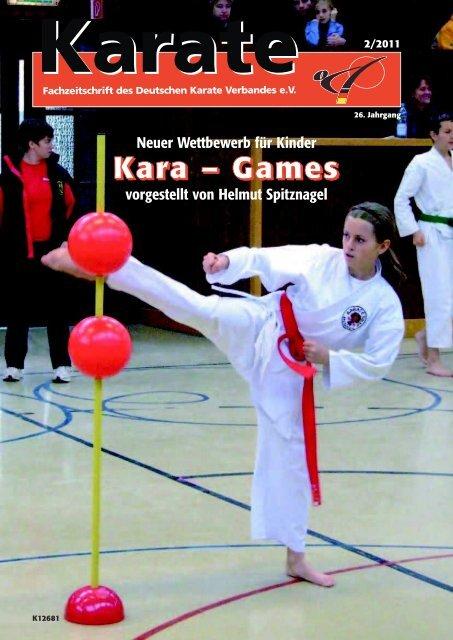 DKV-Magazin Nr. 2 - Chronik des deutschen Karateverbandes