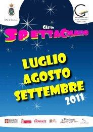 il programma - Turismo Torino