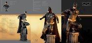 BATMAN BEGINS COLLECTION - mucklefiguren