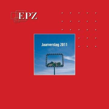 Jaarverslag 2011[PDF] - EPZ