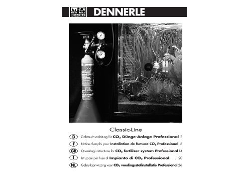 GA Classic-Line professional - Dennerle