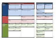 Semester 1 2 3 4 5 6 BA 180 Pflichtbereich 100 ECTS und ...