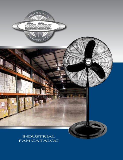 "Air King 9130 30/"" 1//4 HP Industrial Grade High Velocity Pedestal Mount Fan"