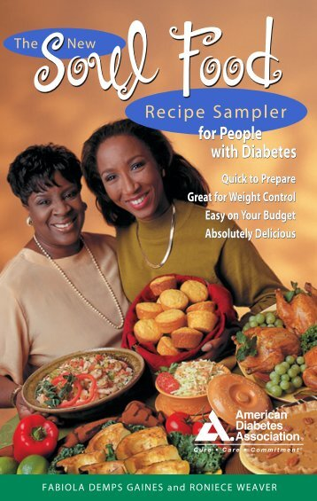 Soul Food Recipe Sampler - American Diabetes Association