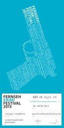 Programm 2013 (PDF | 3,03 MB) - Landeshauptstadt Wiesbaden
