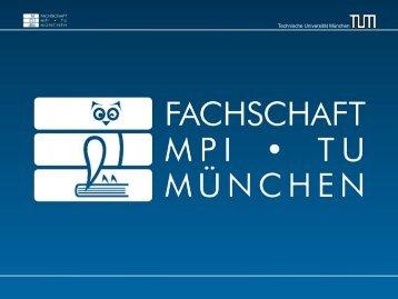 Folien (PDF) - Technische Universität München