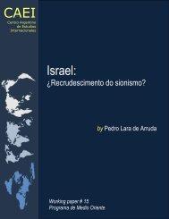 Israel: CAEI