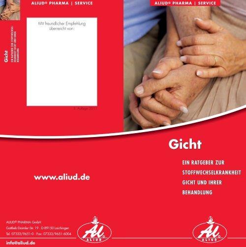 Gicht Gicht - Aliud Pharma GmbH & Co. KG