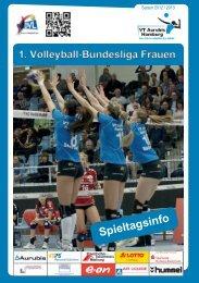 Saison 2012 / 2013 - VT Aurubis Hamburg