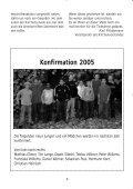 Gemeindebrief Dezember 2004 - Ev. Johannesgemeinde Gießen - Page 6