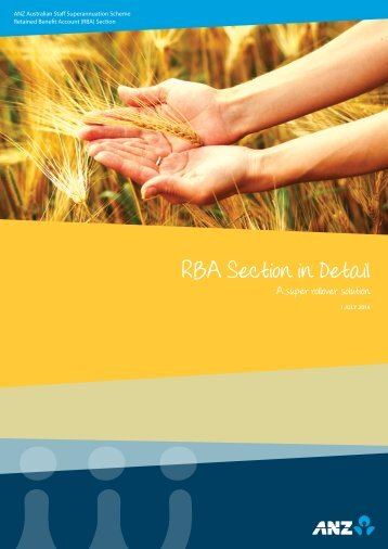 RBA Section in Detail - SuperFacts.com