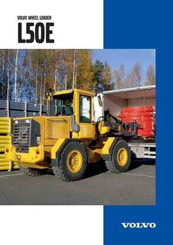 L50E - Volvo Construction Equipment
