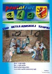 Powiatowe ABC - grudzień 2009 - Powiat Radziejowski