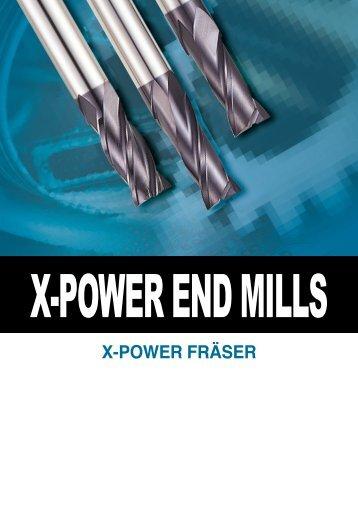 X-POWER FRÄSER - YG-1