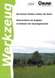 Kleine Helden entdecken die Natur - Umweltkindergruppe.de