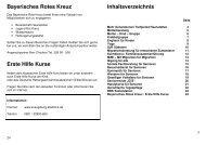 Kursprogramm 2009 - Stadt Augsburg