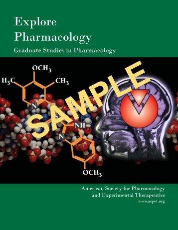 Pharmacology - FASEB