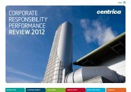 2012 CR Performance Review PDF - Centrica