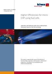 Efficiente brandstofcellen - september 2014