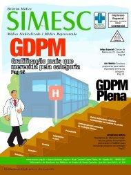 GDPM Plena - Sindicato dos Médicos do Estado de Santa Catarina