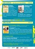 Programme des Rencontres - Page 4