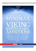 The merger of Minimax and Viking Group - IK Investment Partners - Page 4