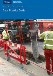 Good Practice Guide - WRAP Northern Ireland