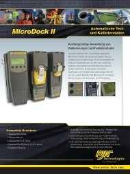 MicroDock II - Allgemein